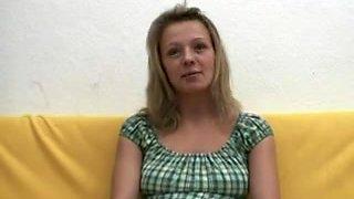 German girl Tina Casting