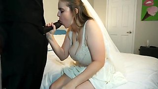 BRIDE LOVES BBC!