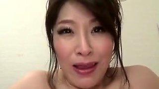 Porn film with breasty Japanese milfs fucking